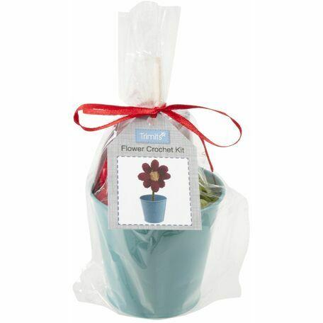 Trimits Crochet Kit - Flower
