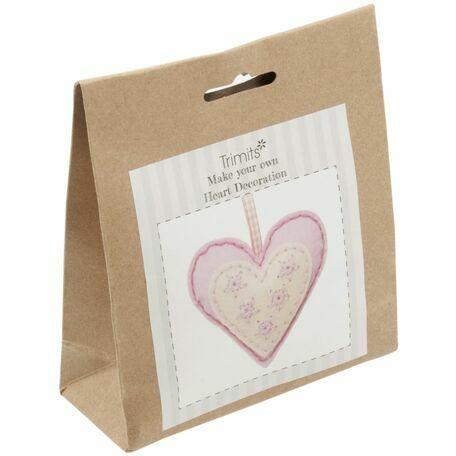 Trimits Felt Kit - Heart