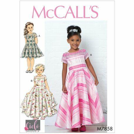 McCalls pattern M7858