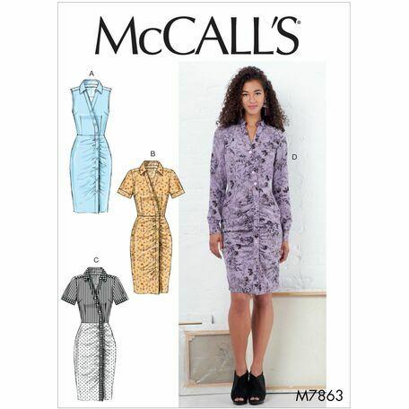 McCalls pattern M7863