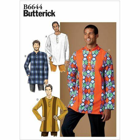 Butterick pattern B6644