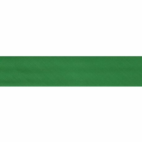 Essential Trimmings Polycotton Bias Binding - 13mm (Emerald) - Per Metre