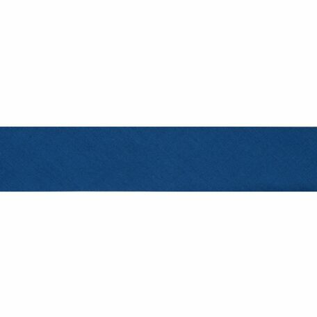 Essential Trimmings Polycotton Bias Binding - 13mm (Royal Blue) - Per Metre