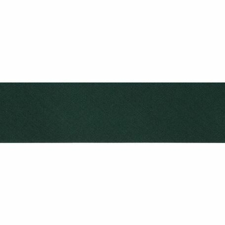 Essential Trimmings Polycotton Bias Binding - 25mm (Hunter) - Per Metre