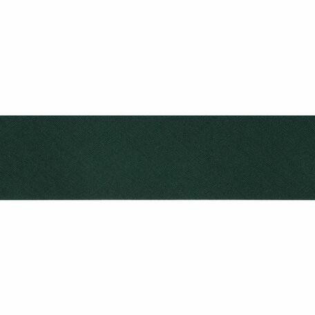 Essential Trimmings Polycotton Bias Binding - 25mm (Hunter) - Per Metre