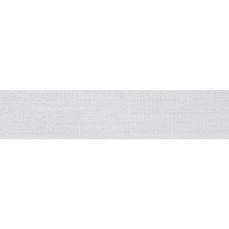 Groves Premium Quality Cotton Tape (14mm) - White