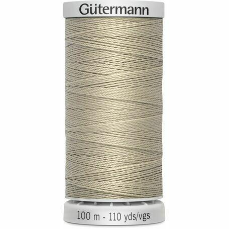 Gutermann Beige Extra Strong Upholstery Thread - 100m (722)