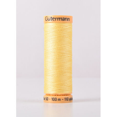 Natural Cotton Thread: 100m: Col. 548