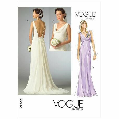 Vogue pattern V2965